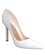 Design Your Own Bridal Court Shoes